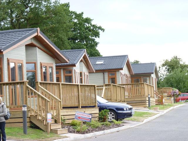 Park Homes at Hanbury Wharf, Worcestershire