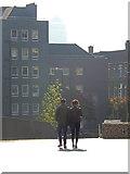 TQ3882 : Jefferson Plaza, Bromley by Stephen McKay