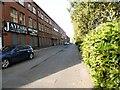 SJ9195 : Heaton Street by Gerald England