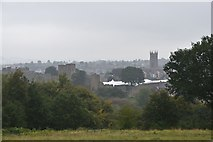 SO5074 : Ludlow Castle by Anthony Parkes