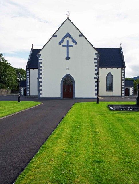 st adamnan s catholic church p l chadwick cc by sa 2 0