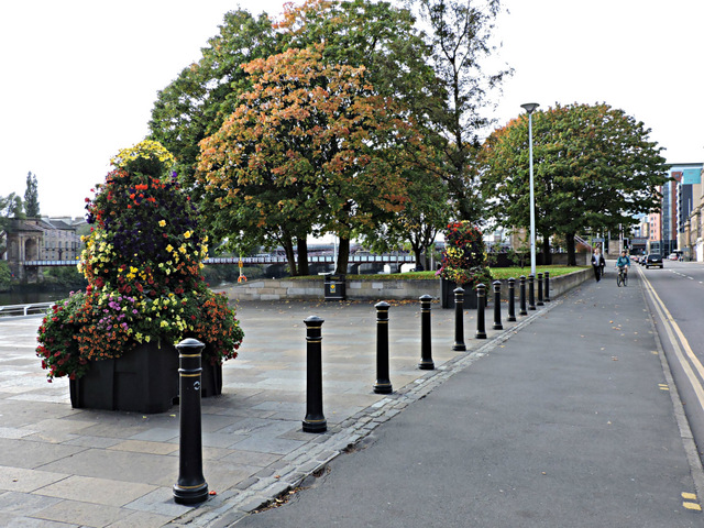 Early autumn in Glasgow