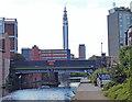 SP0787 : Barker Bridge on the Birmingham & Fazeley Canal by Mat Fascione