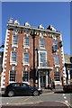 SJ1258 : The Castle Hotel, Ruthin by Jeff Buck