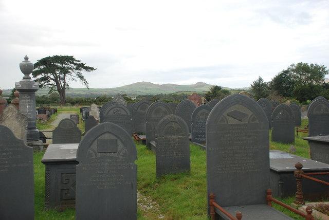 Mynwent Penrhos Cemetery