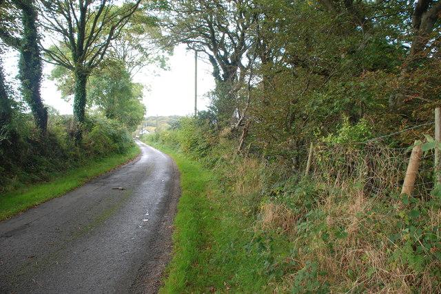 Ffordd i Lannor - Road to Llannor