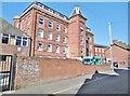 SJ9856 : Leek, Brunswick Mill by Mike Faherty