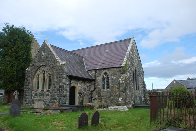 Eglwys Y Groes Sanctaidd - Church of the Holy Cross