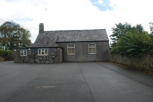 Hen Ysgol Llannor - Former Llannor School