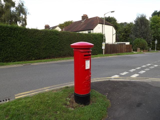 Oliver Road George V Postbox