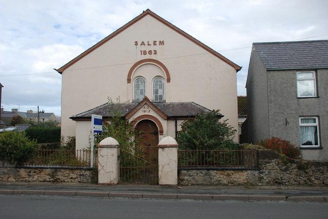 Capel Salem - Salem Chapel
