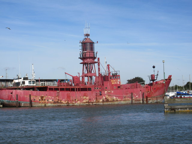 Light Ship South Rock