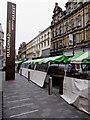 ST3188 : Outdoor market alongside indoor market, High Street, Newport by Jaggery