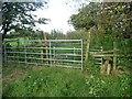 SD4432 : Public footpath stile, west of Cardwell Farm by Christine Johnstone