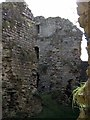 NY6566 : Thirlwall Castle by Andrew Curtis
