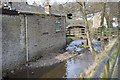 SD9851 : Weir, Eller Beck by N Chadwick