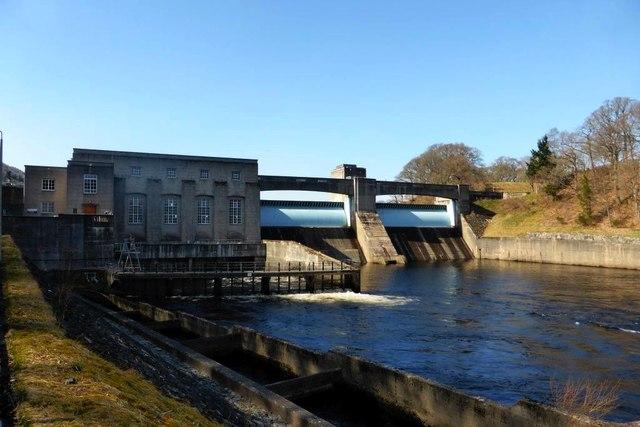 Tummel Hydro power station
