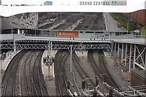 SP0786 : New Street Station by Stephen McKay