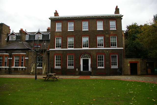 Former Camberwell House asylum, now part of the University of the Arts