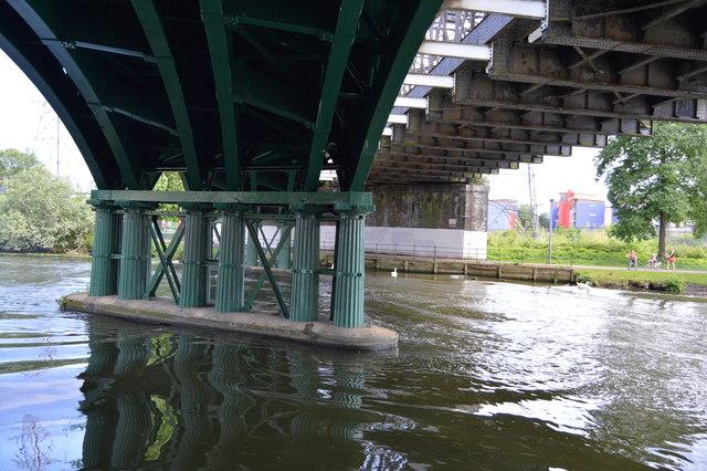 Great Northern Bridge No.184 over the River Nene