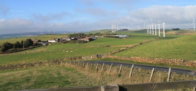 Royd Moor Wind farm, Penistone