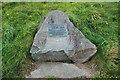 SH5266 : Plac yn nodi agor y ffordd osgoi Y Felinheli - Plaque marking the opening of the Felinheli bypass by Alan Fryer