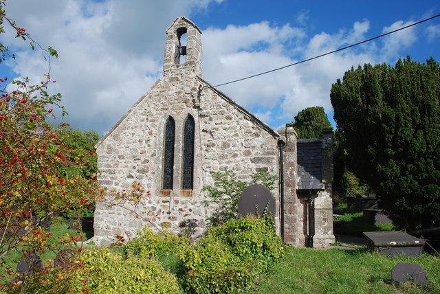 Eglwys y Santes Fair - St Mary's church