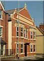 SK5878 : Former Boundary Inn, Potter Street by Alan Murray-Rust