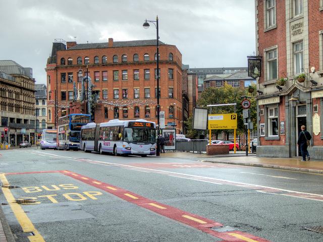 Manchester, Church Street
