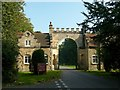 SK6075 : Truman's Lodge, Clumber Park by Alan Murray-Rust