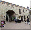 SP2864 : Stables Courtyard public toilets, Warwick by Jaggery