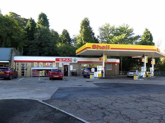 Heddon Service Station