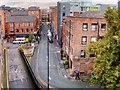 SJ8498 : Turner Street, Northern Quarter by David Dixon