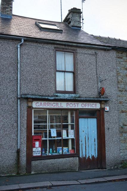 Garrigill Post Office