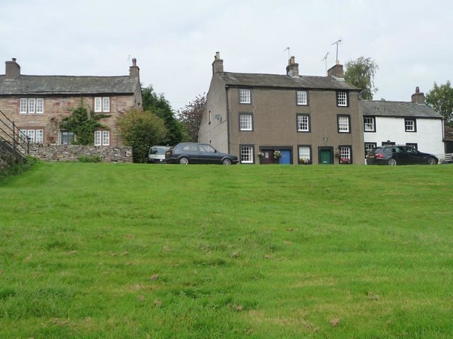 Houses on the Lower Green, Askham [1]