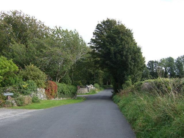 Minor road, Greenside