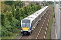 J3775 : NIR six-car set, Sydenham, Belfast (October 2015) by Albert Bridge