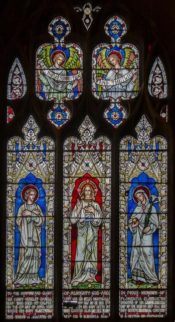 Window n.V, Gloucester Cathedral