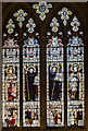 SO8318 : Window n.IV, Gloucester Cathedral by Julian P Guffogg