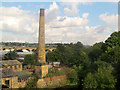 SE2734 : Leeds Industrial Museum: chimney by Stephen Craven