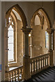 SN5881 : Staircase, Old College by Ian Capper
