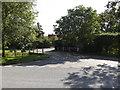 TM1762 : Cherry Tree Green, Debenham by Geographer