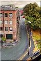 SJ8498 : John Street, Manchester Northern Quarter by David Dixon
