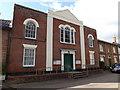 TM1763 : Debenham United Reformed Church by Geographer