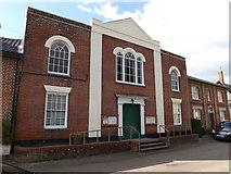 TM1763 : Debenham United Reformed Church by Adrian Cable
