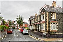SN5981 : Iorwerth Avenue/Coedlan Iorwerth by Ian Capper