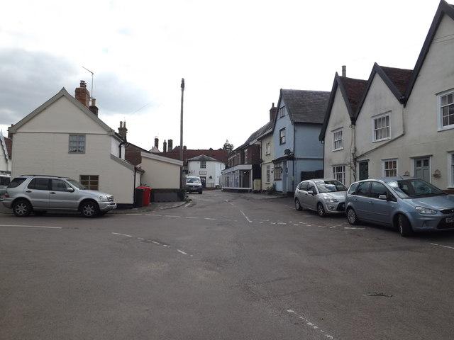 Chancery Lane, Debenham