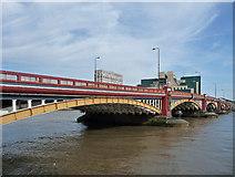 TQ3078 : Vauxhall Bridge by Stephen Richards