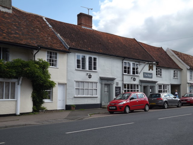 The Angel Inn Public House, Debenham
