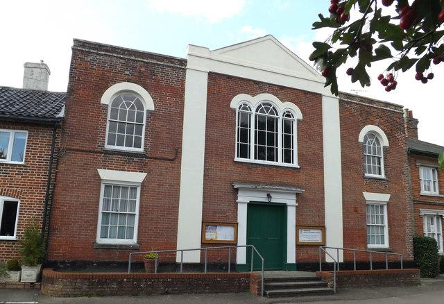 Debenham United Reformed Church